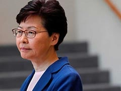 "Hong Kong Leader Condemns Clashes, Calls Protesters ""Rioters"""