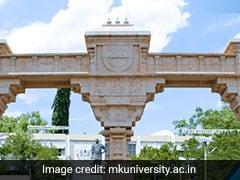 மதுரை காமராஜ் பல்கலைக்கழகத்தின் பி.ஏ தேர்வு முடிவுகள் வெளியாகின