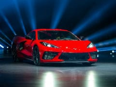 2020 Chevrolet Corvette Stingray Breaks Cover As A Mid-Engined Sports Car