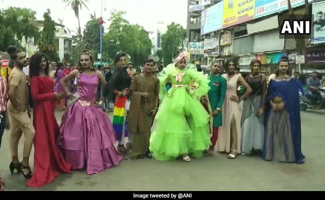 'What's Normal Anyway?' Over 1,000 Attend Vadodara's Queer Pride Parade