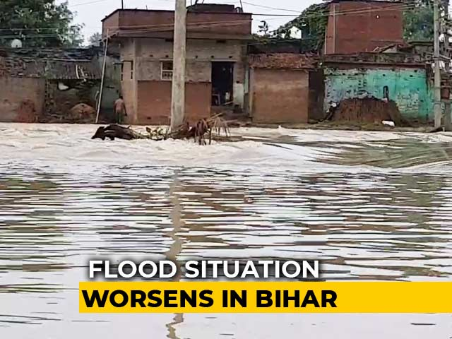 Video: Bihar Floods: 67 Dead, Over 27 Lakh Affected
