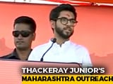 Video : Aditya Thackeray's 4,000-Km Maharashtra Tour With Chief Ministerial Twist