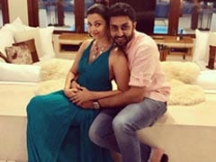 Aishwarya Rai Bachchan Breaks Instagram Silence As Abhishek Bachchan's 'Lucky Charm'