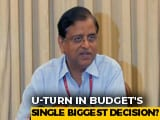 Video : In Top Bureaucrat's Transfer, Link Seen To Sovereign Bond Plan