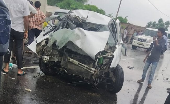 Teen who accused Indian legislator of rape seriously injured in 'suspicious' crash