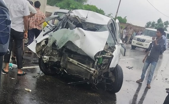 UP Crash: Rape Survivor's Mother Blames BJP Leader, Cops Say 'Accident'