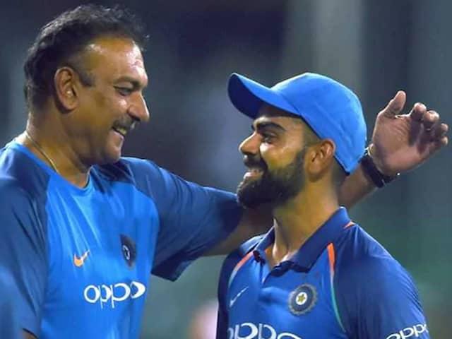 Happy If Ravi Shastri Continues As India Coach, Says Virat Kohli