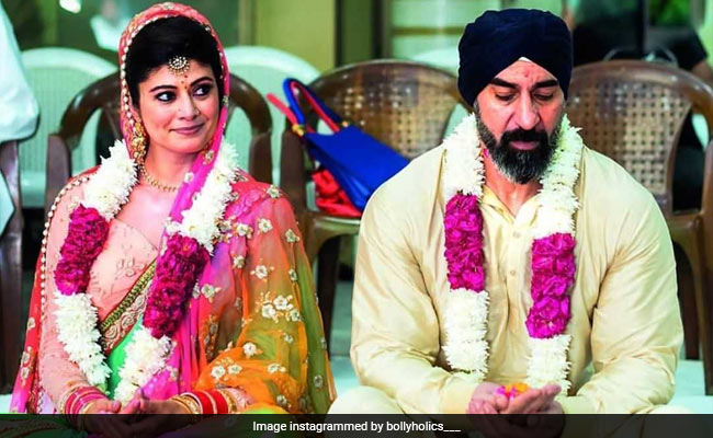 Viral: Pics From Pooja Batra And Nawab Shah's Wedding