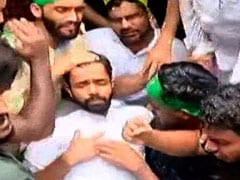 Students Try To Breach Kerala Secretariat As Cabinet Meet Was Underway
