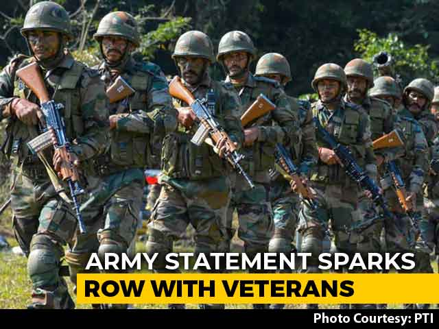 """Video : Army Backs Plan To Tax Disability Pension, Says Not For """"Tax Exemption"""""""