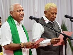 """Will Prove Majority 100%,"" BS Yediyurappa Says Ahead Of Trust Vote"