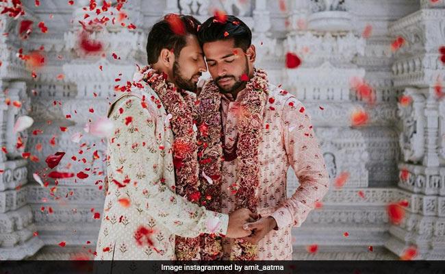 धूमधाम से रचाई गई Gay Marriage, मेहंदी से लेकर हल्दी तक... खूबसूरत तस्वीरें हो रही हैं वायरल