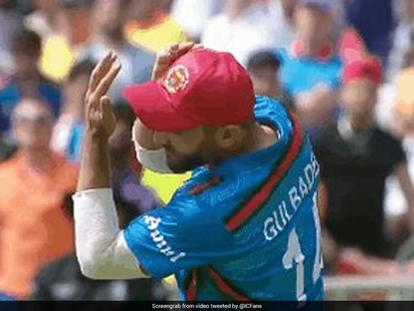 World Cup 2019: Afghan captain Gulbadin Naib troll after leaving easy catch