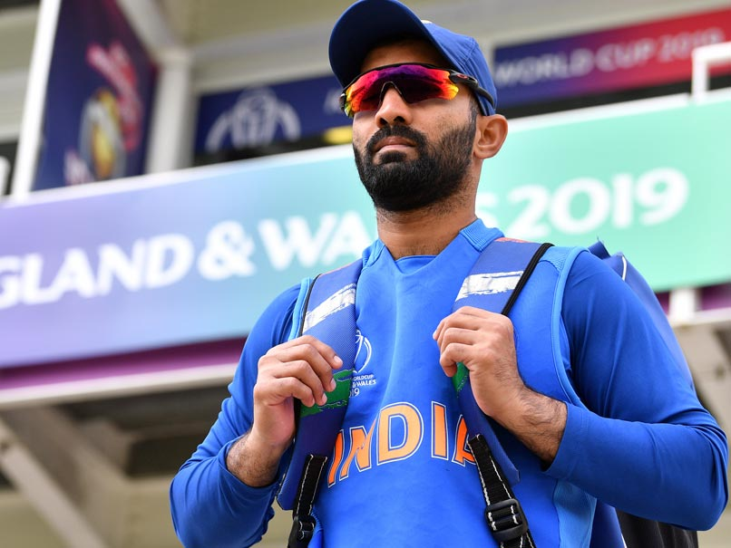 BCCI Accepts Dinesh Karthik