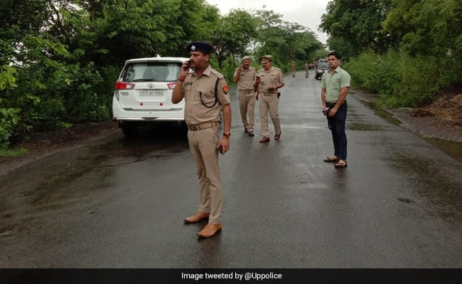 4 Gangsters Held After Shootout In Noida, Third Encounter In 3 Days