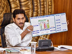 Jaganmohan Reddy, Chandrababu Naidu Face-Off During Andhra Pradesh Budget