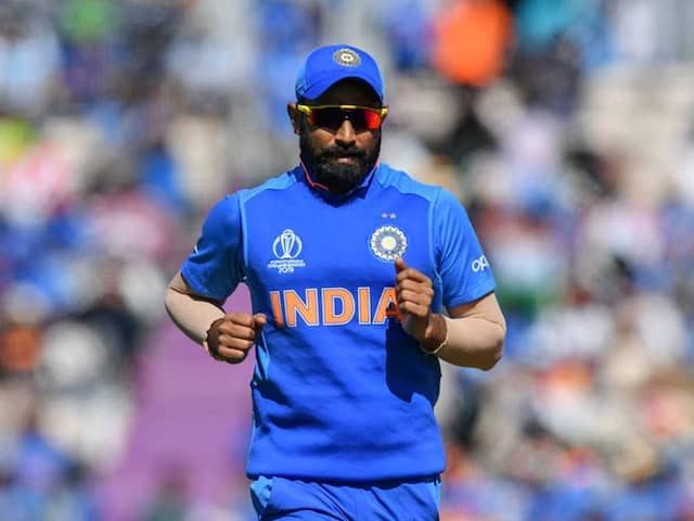 Mohammed Shami Is Not Playing In The World Cup Semi-Final