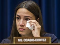 US Lawmaker Ocasio-Cortez In Tears As Migrant Mother Describes Baby Daughter's Death