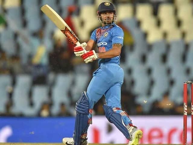 Manish Pandey Eyeing India Comeback, Focusing On Scoring Runs
