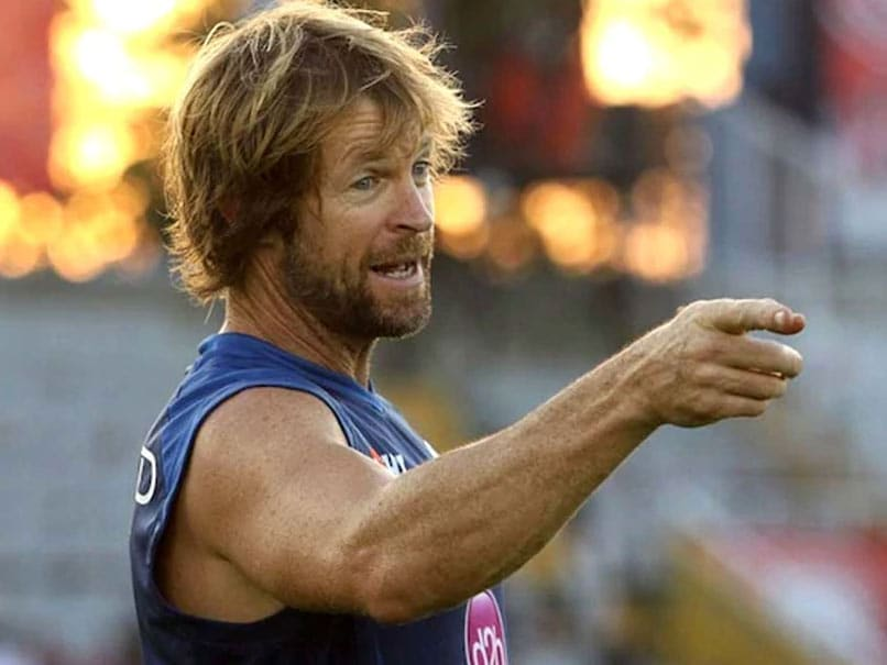 """Listen To Your Body My Friend"": Jonty Rhodes"