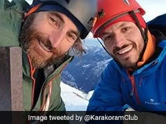 Injured Italian Climber Rescued From Peak In Pakistan-Occupied Kashmir