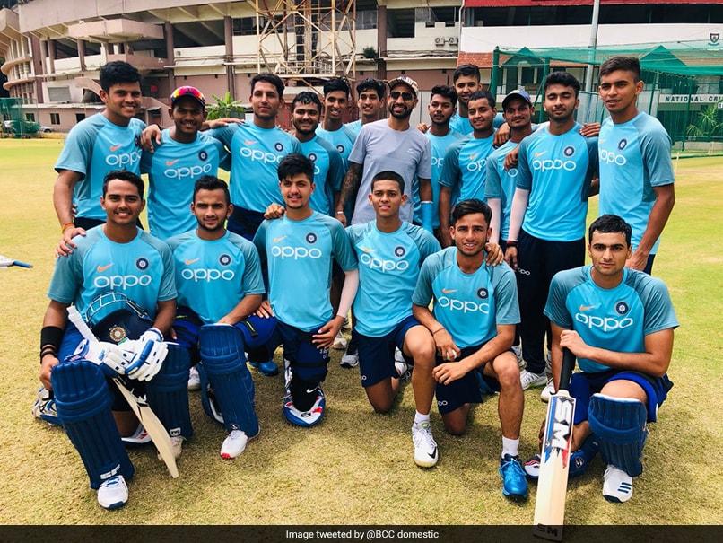 India U-19 Suffer First Defeat In Tri Nation Series