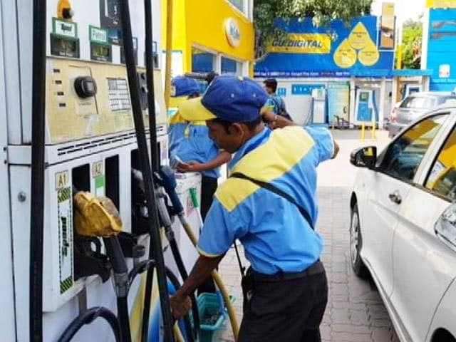 Petrol, Diesel Prices Revised For the Eighth Day In A Row