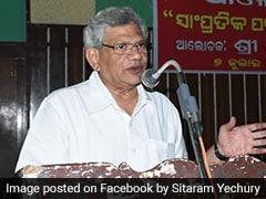 "Sitaram Yechury Attacks BJP, Alleges ""Brazen Horse-Trading"" In Karnataka"