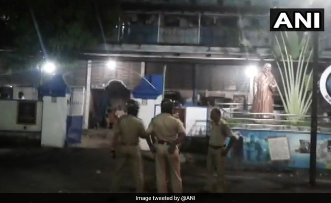 Bombs Thrown, Shots Fired Outside BJP Lawmaker's Home In Bengal