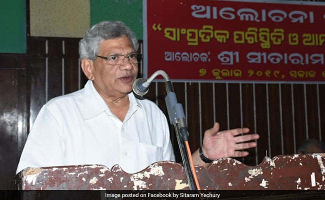 Communal Forces Increased Activities Across The Country: Sitaram Yechury