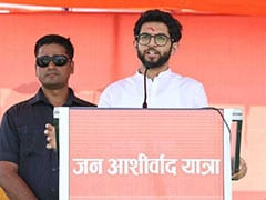 महाराष्ट्र : आदित्य ठाकरे ने जलगांव में 'जन आशीर्वाद' यात्रा की शुरुआत की
