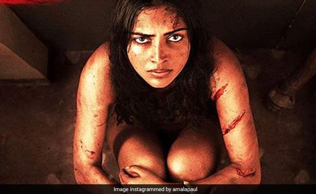 Trending: Amala Paul On How She Filmed The Nude Scene In Aadai