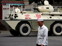 "China Says Detainees In Xinjiang Have ""Returned To Society"""