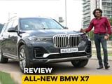 Video : India Exclusive: BMW X7 xDrive30d Review