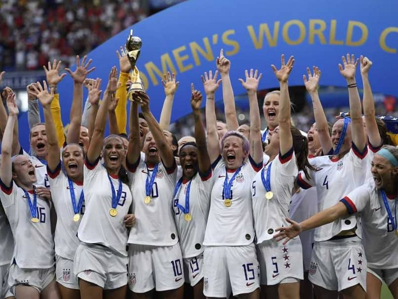 Megan Rapinoe, Rose Lavelle Score As United States Beat Netherlands To Retain Womens World Cup