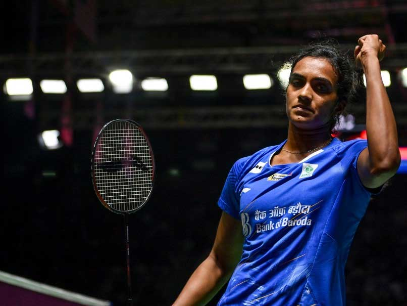 PV Sindhu reached the finals of the Indonesian Open by defeating Chinese player Chen Yu Fei