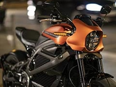 Harley-Davidson LiveWire India Unveil Live Updates: Specifications, Features, Images