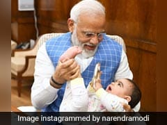 Who Was That Baby In PM's Insta Pics? Answer Here