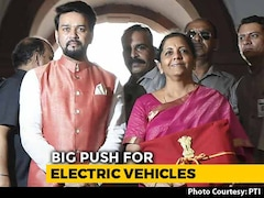 Video: Budget 2019: Electric Vehicles To Get More Affordable