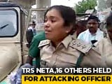 "Video : ""Wanted To Do Something Good"": Assaulted Telangana Officer Breaks Down"