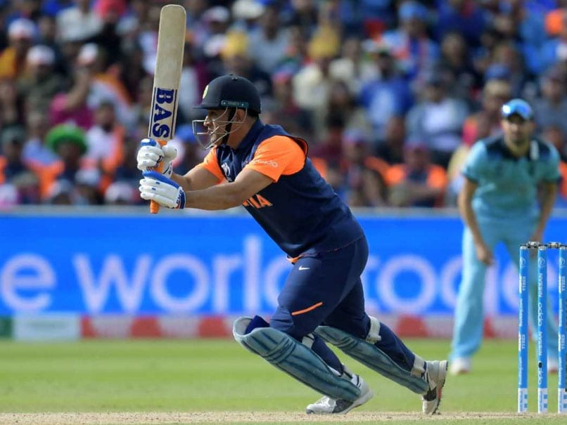 World Cup 2019: As Goodwill Gesture MS Dhoni Using Different Bat Logos