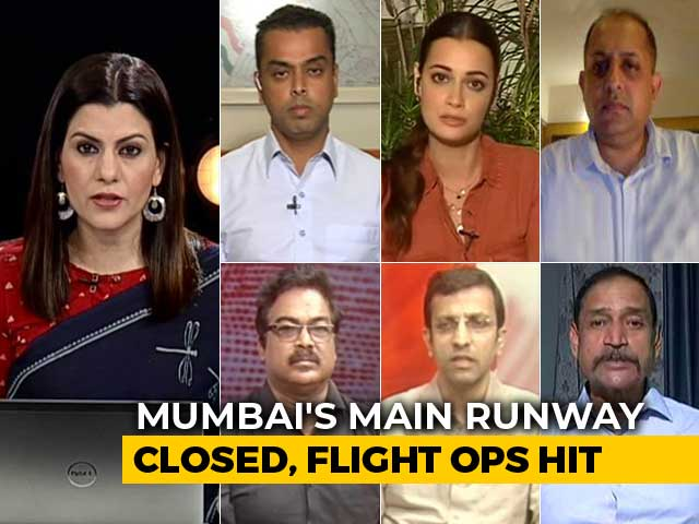 Video : Monsoon Mayhem In Mumbai: Why Is The Financial Capital Helpless?