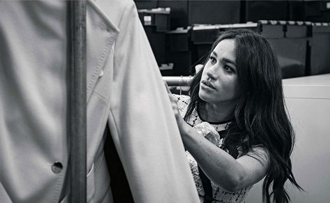 Meghan Guest Edits September Issue Of British Vogue