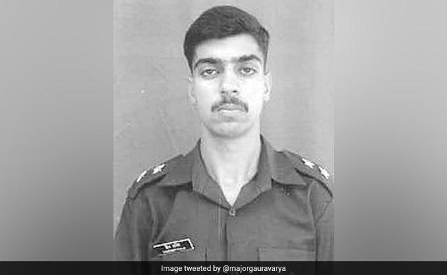 He Signed His Epitaph: Kargil War Hero Saurabh Kalia's