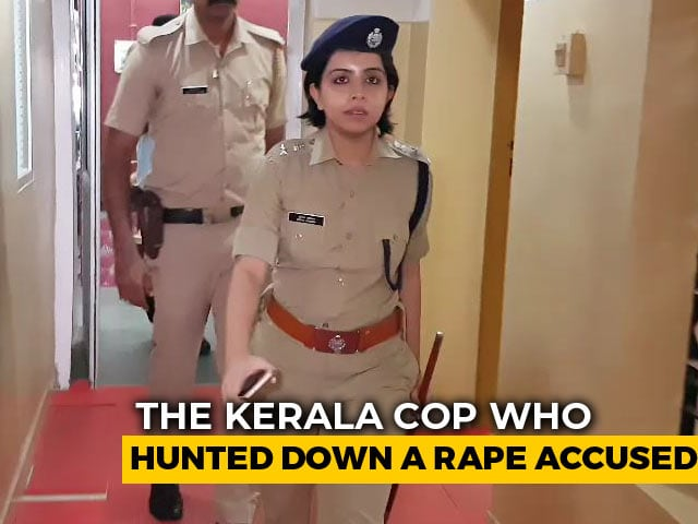 Video : From Kerala To Saudi, Youngest Police Chief Tracks Down Rape Accused