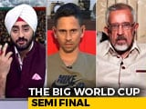"Video : ""Happy"" Headache For India Ahead Of World Cup Semi-Final vs New Zealand"