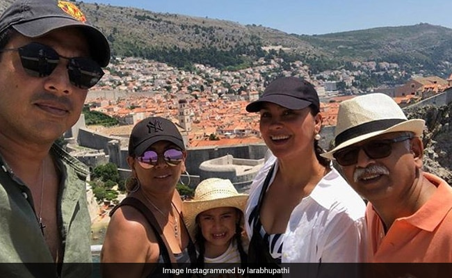 Lara Dutta Is Living The Dream Of Every Game Of Thrones Fan. See Pics