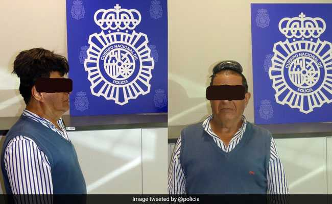 Colombian caught in Spain with cocaine under toupee