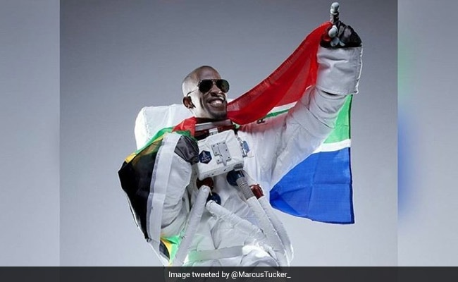 Would-be South African astronaut dies in bike crash