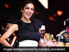 मलाइका अरोड़ा ने 'डांस इंडिया डांस' के मंच पर ढाया कहर, जबरदस्त लुक और डांस से खींचा सबका ध्यान, देखें Photos